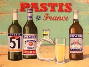 pastis vintage ad publicité