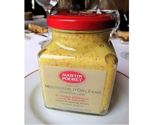 moutarde d'Orleans, Orleans mustard