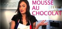 Mousse au chocolat ! La Vidéo !