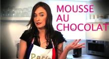 Mousse au chocolat ! La Vidéo ! Mousse au chocolat ! La Vidéo !