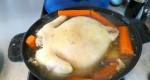 poule au pot recette