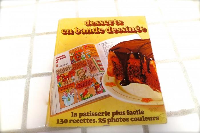 recettes enfant patisseries cookbook