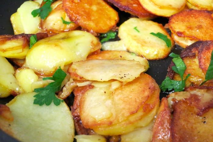 persil pommes de terre sarladaise