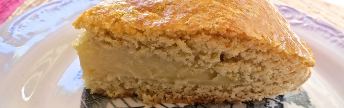 Bake basque and feel better! Gâteau basque