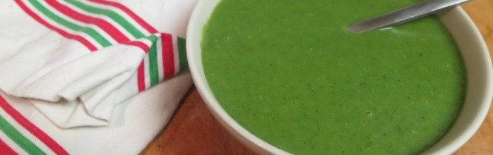 STOP JUICING! TRY SOUPING!