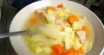 la soupe aux choux, cabbage soup, French detox soup recipe