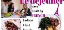 French and perfect ladies that lunch!