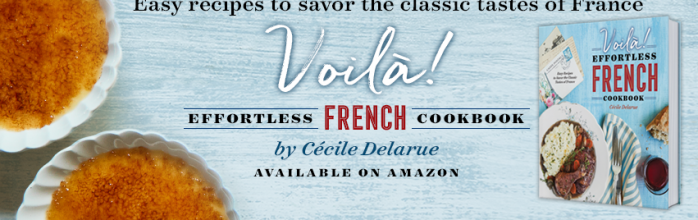 Voilà! New French Cookbook!